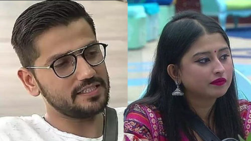 somi khan fights with romil chaudhary