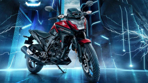 Honda launches flagship bike Honda X Blade ABS Know Price, Features and Specifications