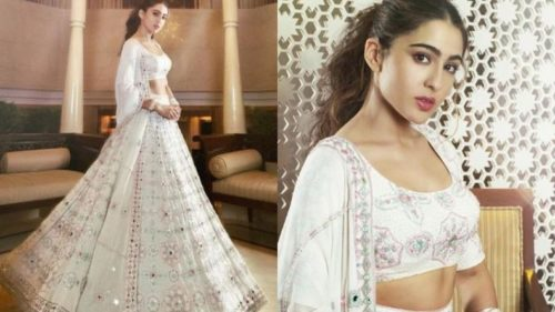 sara ali khan is a vision in white in this latest instagram photos