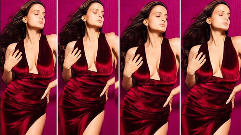 Ameesha Patel Sexy Video: Ameesha Patel slays the Internet with her sexy and hot avatar, watch video