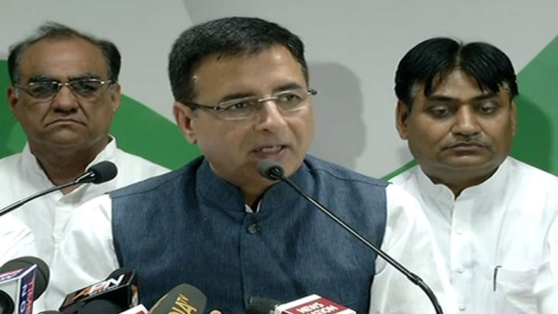Congress fields Randeep Surjewala in Jind Assembly bypolls