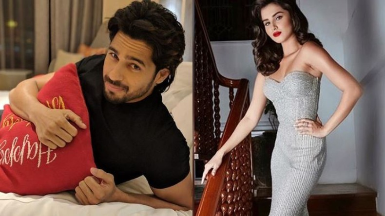 Student of the year 2 star Tara Sutaria ADMIT having a crush on Sidharth Malhotra