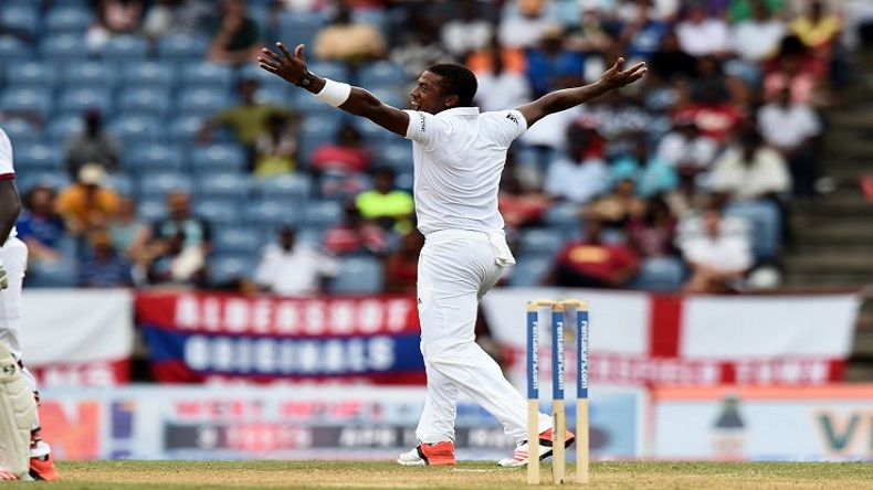 West Indies vs England 3rd Test Live
