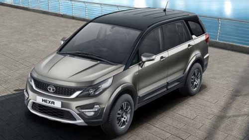 tata hexa 2019 launched in india