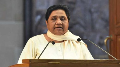Election Commission may take action against BSP Chief Mayawati for appealing muslims to vote