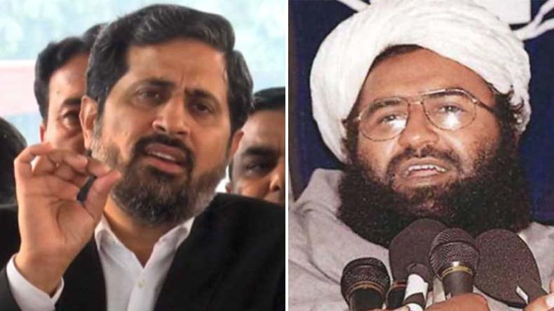 Pakistan Minister On Masood Azhar Death