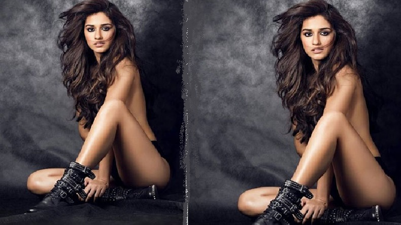 Bharat actress Disha Patani look too hot to handle in this sexy video