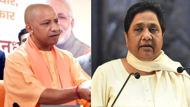 election commission bans Yogi adityanath and Mayawati