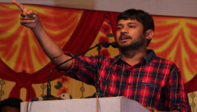 kanhaiya kumar income
