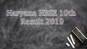 Haryana-HBSE-10th-Result-2019