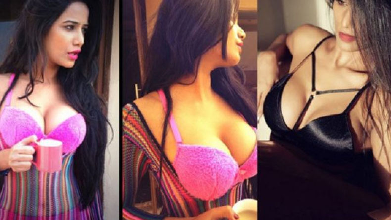 Poonam Pandey sets the internet on fire with her sexy video, have a look