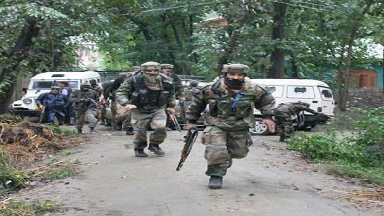 Pulwama Encounter Operation allout