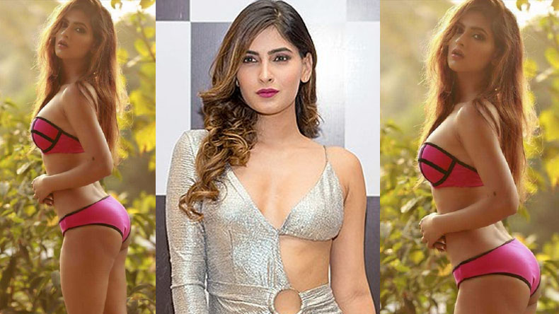 Karishma Sharma raises heat with her sexy video, have a look