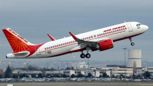 Congress MLA Misbehaves Female Air India staff
