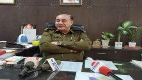 Faridabad-DCP-Vikram-Kapoor-Committs-Suicide