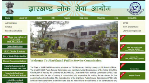 JPSC Civil Services Mains Marks 2020