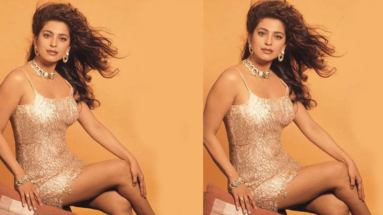Juhi Chawla Sexy hot make your day, have a look