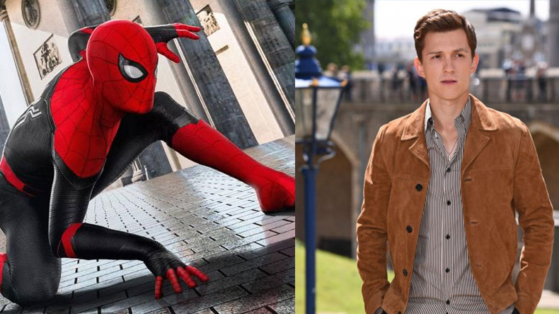 Tom Holland Reacts To Spider Man Kissing MCU Goodbye