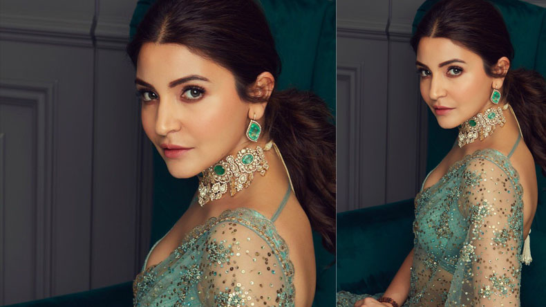 Anushka Sharma winning the internet with her sexy look, have a look