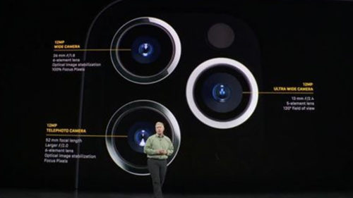 Apple iPhone 11 Pro Launched