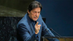 Imran Khan Calls India Government and RSS Ideology Fascist