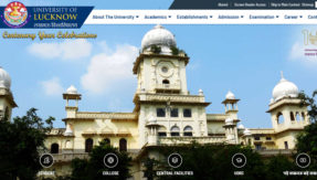 Lucknow University PhD admission 2020