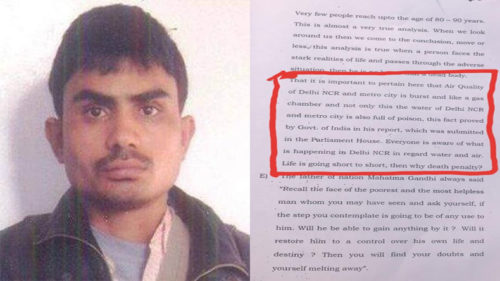 Nirbhaya Rape Accused Submits Review Petition