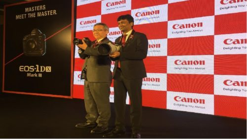 Canon EOS-1D X Mark III DSLR Camera Launched In India