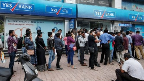 Yes Bank Shares After RBI Restrictions