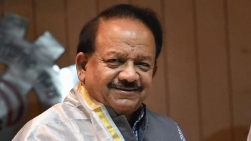 Harsh Vardhan WHO Executive Board chairman: amid coronavirus narendra modi health minister set to be chairman of board in world health organization