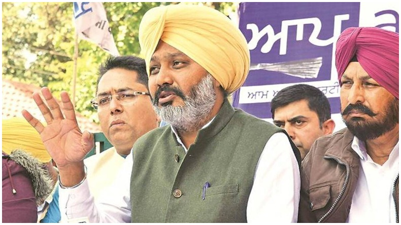 AAP Attack On Punjab Goverment